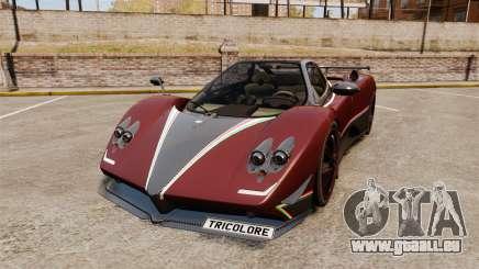 Pagani Zonda Tricolore pour GTA 4