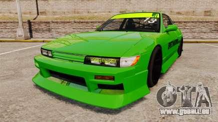 Nissan Silvia S13 für GTA 4