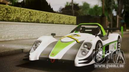 Radical SR8 Supersport 2010 pour GTA San Andreas