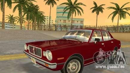 Toyota Cressida RX30 1977 für GTA Vice City
