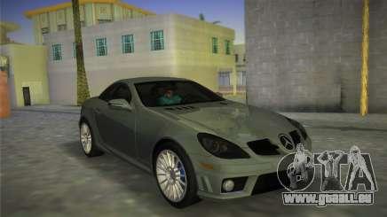 Mercedes-Benz SLK55 AMG für GTA Vice City