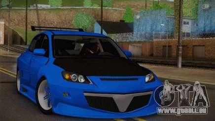 Mazda Speed 3 Tuning für GTA San Andreas