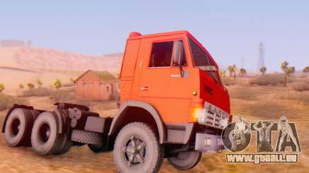 KamAZ 54112 IVF für GTA San Andreas