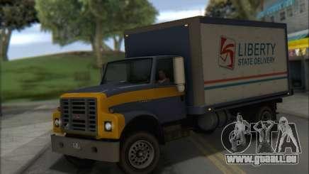 GTA IV Yankee für GTA San Andreas