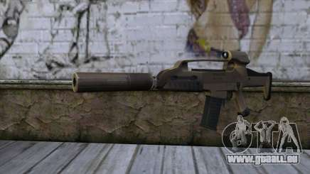 XM8 Compact Dust für GTA San Andreas