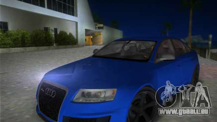 Audi RS6 pour GTA Vice City