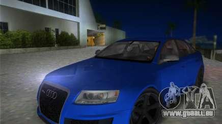 Audi RS6 pour GTA Vice City