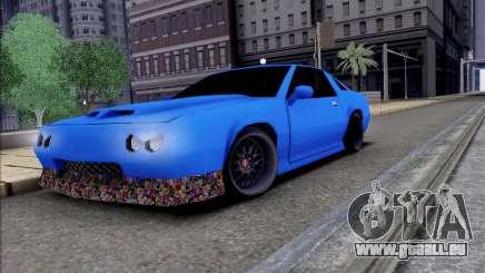 Buffalo Drift Style für GTA San Andreas