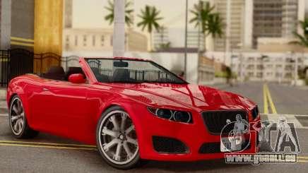 Lampadati Felon GT 1.1 pour GTA San Andreas