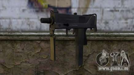 Mac-10 from CS:GO v2 pour GTA San Andreas