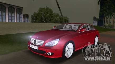 Mercedes-Benz CLS500 pour GTA Vice City