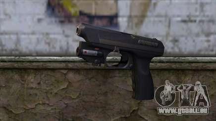 VP-70 Pistol from Resident Evil 6 v1 pour GTA San Andreas