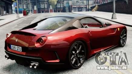 Ferrari 599 GTO für GTA 4