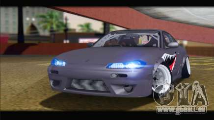 Nissan Silvia S15 Top Flight pour GTA San Andreas