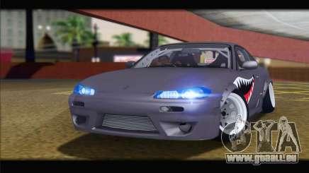 Nissan Silvia S15 Top Flight für GTA San Andreas