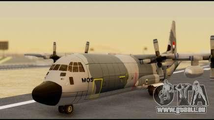 C-130 Hercules Indonesia Air Force für GTA San Andreas