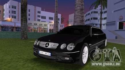 Mercede-Benz CL65 AMG Limousine pour GTA Vice City