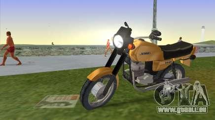 Jawa 638 pour GTA Vice City