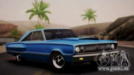 Dodge Coronet 440 Hardtop Coupe (WH23) 1967 für GTA San Andreas