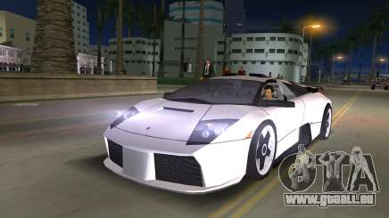 Lamborghini Murcielago V12 Tuning v.2 Final pour GTA Vice City