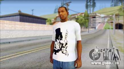 Slash T-Shirt für GTA San Andreas