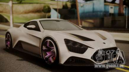 Zenvo ST SHDru Tuning pour GTA San Andreas