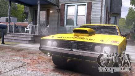 Dodge Charger RT 1969 EPM pour GTA 4