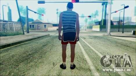 New Wmyjg pour GTA San Andreas deuxième écran