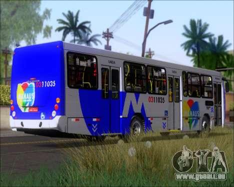 Marcopolo Torino 2007 Volksbus 17-230 EOD für GTA San Andreas rechten Ansicht