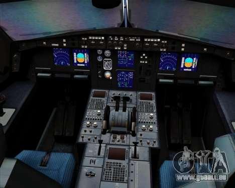 Airbus A340-313 Air China pour GTA San Andreas moteur