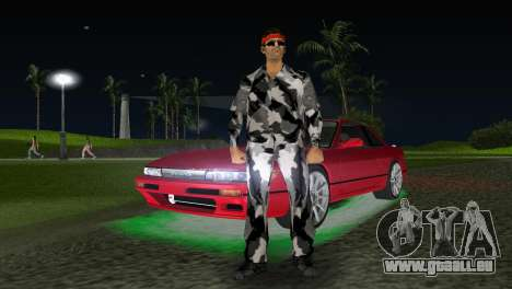 Camo Skin 13 pour GTA Vice City