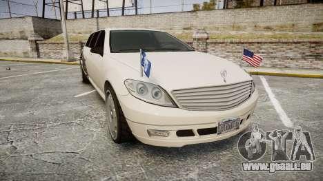 Benefactor Schafter Stretch-E VIP für GTA 4