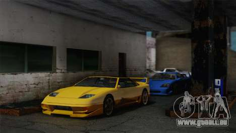 Sport Cars in Doherty pour GTA San Andreas