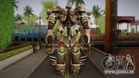 Grimlock v2 für GTA San Andreas zweiten Screenshot