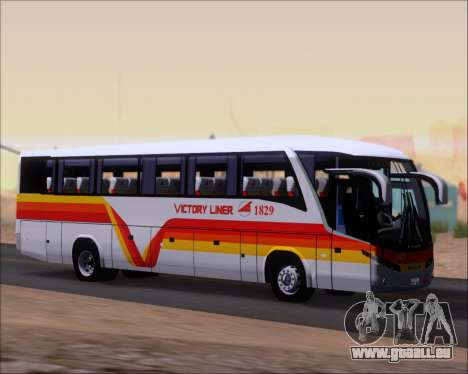 Marcopolo Paradiso G7 VictoryLiner 1829 pour GTA San Andreas
