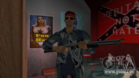 Camo Skin 06 für GTA Vice City