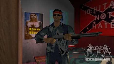 Camo Skin 06 pour GTA Vice City