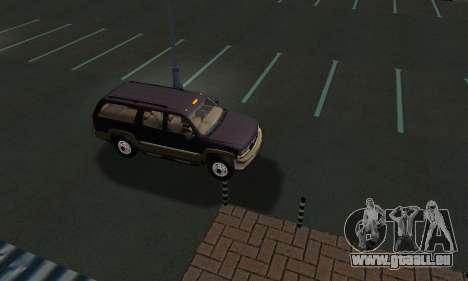 GMC Yukon XL ФСБ für GTA San Andreas Seitenansicht