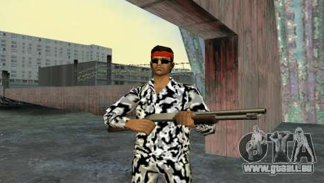 Camo Skin 05 pour GTA Vice City
