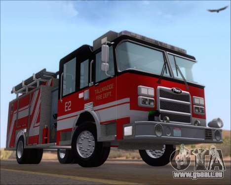 Pierce Arrow XT TFD Engine 2 pour GTA San Andreas