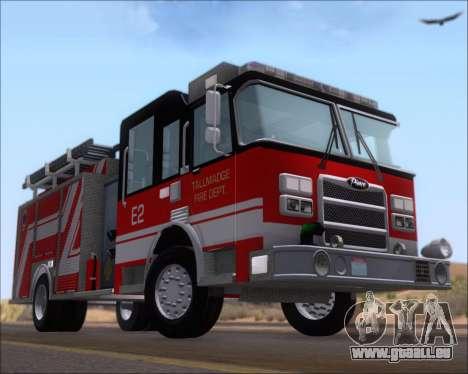 Pierce Arrow XT TFD Engine 2 für GTA San Andreas