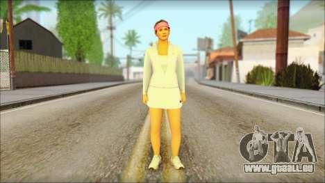Amanda De Santa für GTA San Andreas