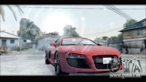 Graphic Unity V2 pour GTA San Andreas sixième écran