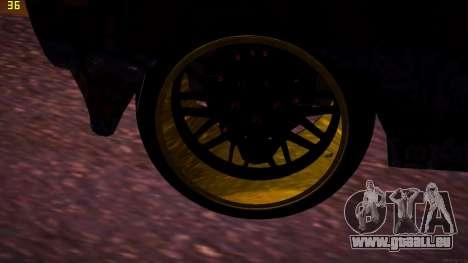VAZ 2105 Dérive pour GTA San Andreas vue de droite