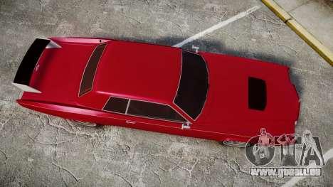 Albany Buccaneer Modified für GTA 4 rechte Ansicht