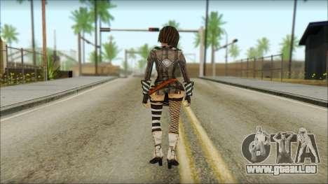Borderlands 2 Moxxi pour GTA San Andreas deuxième écran