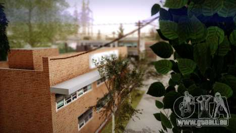Graphic Unity v3 für GTA San Andreas achten Screenshot