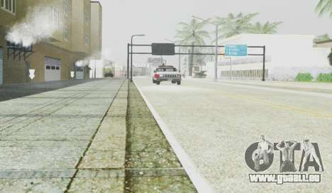Graphical Shell für GTA San Andreas sechsten Screenshot