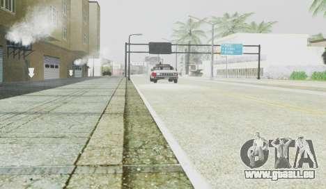 Graphical Shell für GTA San Andreas sechsten Screenshot