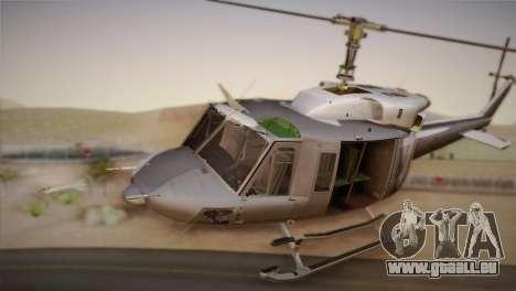 Bell UH-1N Twin Huey USMC für GTA San Andreas
